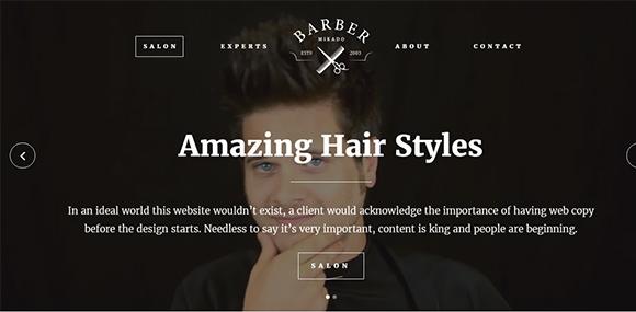barber theme 01